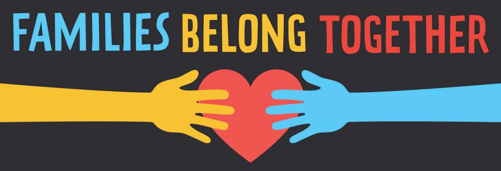 Families Belong Together - protest - LITCHFIELD DEMOCRATS